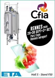 ETA - CFIA Rennes 2020
